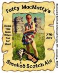 Fatty McMatty's Smoked Scoth Ale