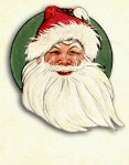 santa-vintage-christmas-stationary